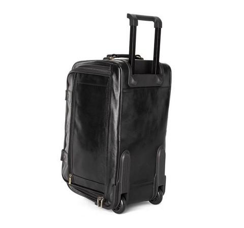 Skórzana torba podróżna