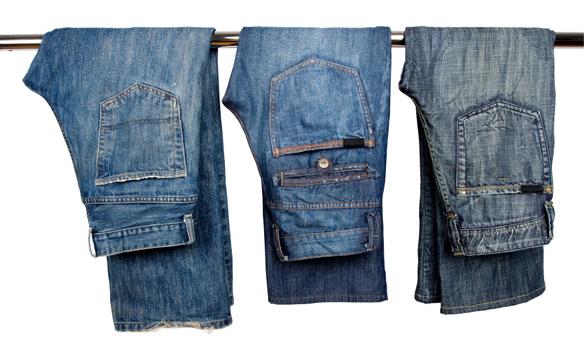 Jak prać spodnie jeansowe?